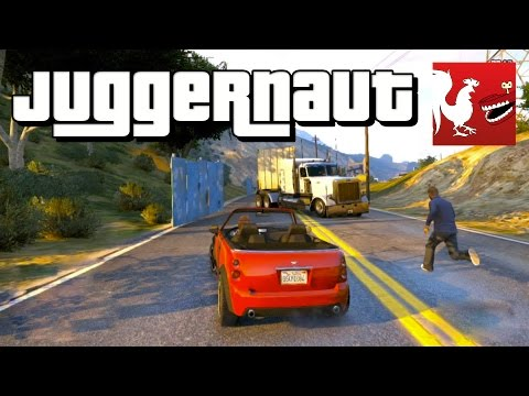 Things to Do In GTA V - Juggernaut | Rooster Teeth