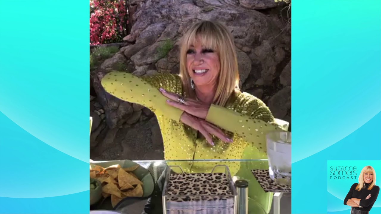 Suzanne Somers Q&A on Bioidentical Hormones! Learn why BHRT might be right for you!