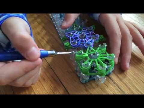 Make a Super Cute Turtle on the Rainbow Loom