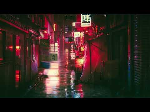 🎧 TOKYO RAIN: Japan Night Ambience asmr - Urban Street with Rain Sounds