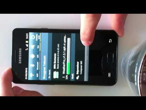 Tuto- Comment télécharger une application payante de l'Android Market gratuitement?