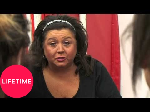 Dance Moms: Abby Talks to the Girls about Losing Someone to Cancer (S3, E23) | Lifetime