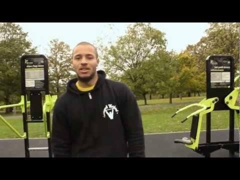 BlockWorkOut TV: Boost Checks Out The New Outdoor Gyms