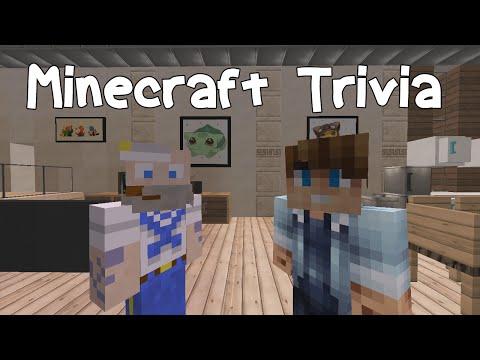 Minecraft Trivia - with @McVloggity