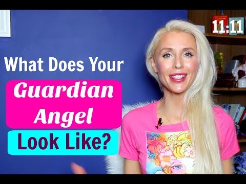 What Does Your GUARDIAN ANGEL Look Like?