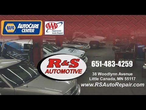 R & S Automotive | Little Canada MN Auto Repair