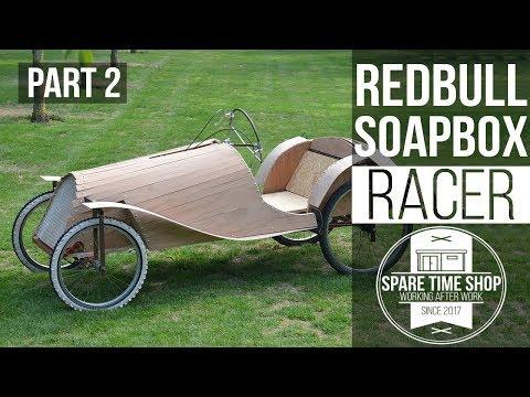 RedBull Soapbox Racer - Part 2: Woodwork