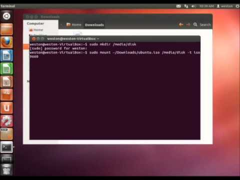How To Mount An Image File in Linux