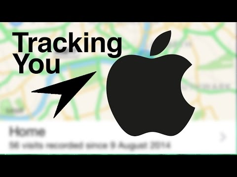 Is Apple Tracking you Down? how to prevent it , how to turn off frequent locations iPhone iPad iPod