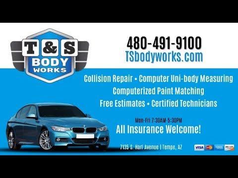 T & S BODY WORKS |  Phoenix AZ Auto Body Repair