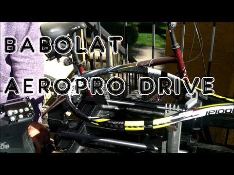 How to String a Tennis Racquet: Full String Job - Prince Neos - Babolat AeroPro Drive 16x19