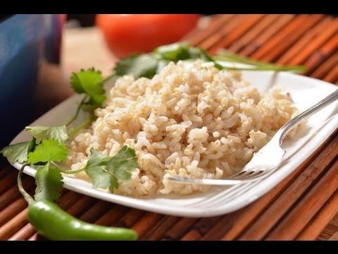 Arroz integral - Brown rice