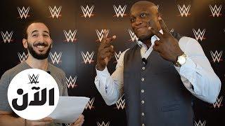 WWE Superstars speaks Arabic : WWE AL AN