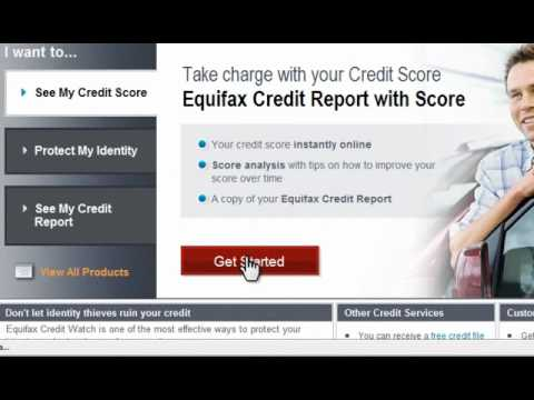 How To Pull Your Own Credit Score/Report