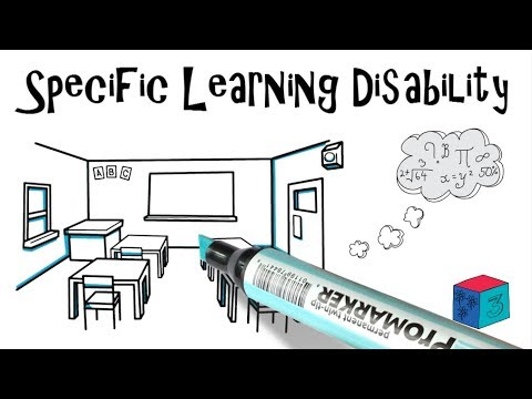 Specific Learning Disability: Categories of Students with Disabilities