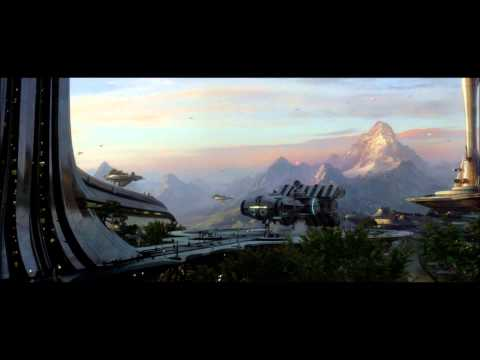 SWTOR Music - Alderaan - Forest, Rivers, Fantasy