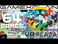 All 64 VR Plaza Games in Labo VR - Gameplay Compilation