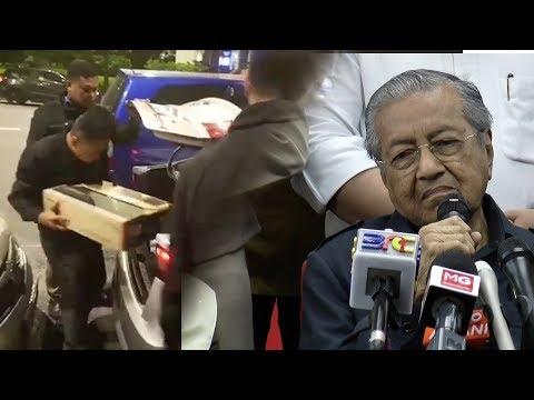 Tun M was unaware of night search at Najib's home