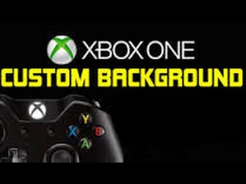 How to Change your Xbox One Background