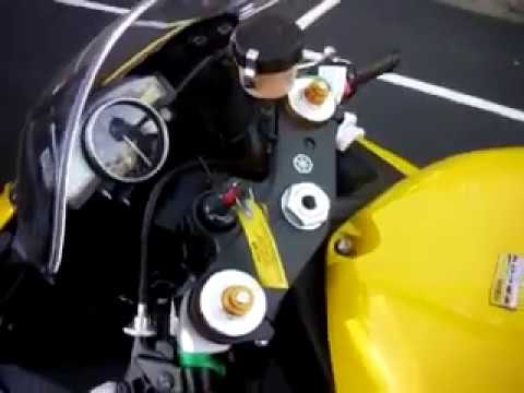 2016 Yamaha R6 - Lost Key Replacement Made With No Keycode! Locksmith Duluth GA
