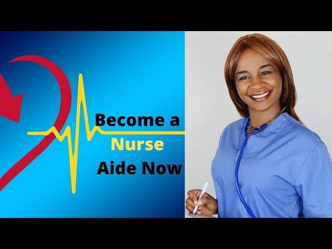 Certified Nursing Assistant Training Dallas - Train as a nurse assistant