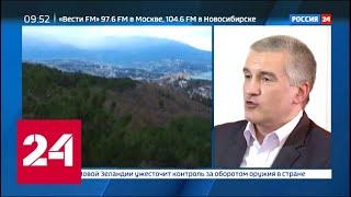 Download Сергей Аксенов: Крым стал развиваться только после воссоединения с Россией - Россия 24 Video