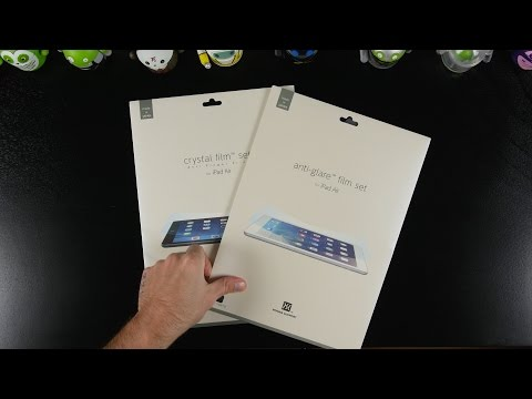iPad Air 2 Screen Protection from Power Support!