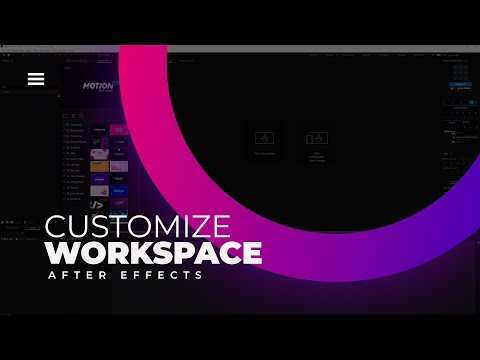 Let's Get Comfortable in After Effects - After Effects Tutorial