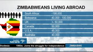 GRAPHIC: Zimbabwean living abroad