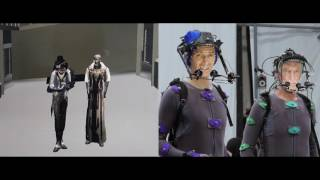 Kingsglaive - Final Fantasy XV | Motion Capture & Behind the scenes