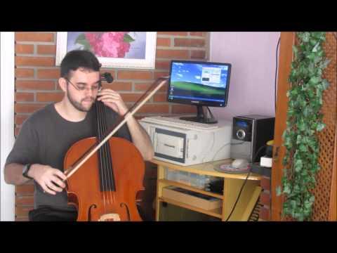 Cello - vibrato - prof. Matheus Bellini