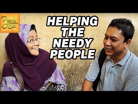 Helping The Needy People - Part 2 | Ramadan Special! | Prank Asia