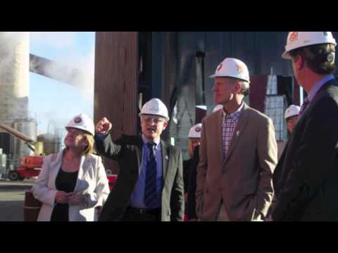 ISTC + Abbott Power Plant Carbon Capture Pilot Project
