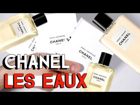 CHANEL - ALL 3 LES EAUX  - PREVIEW
