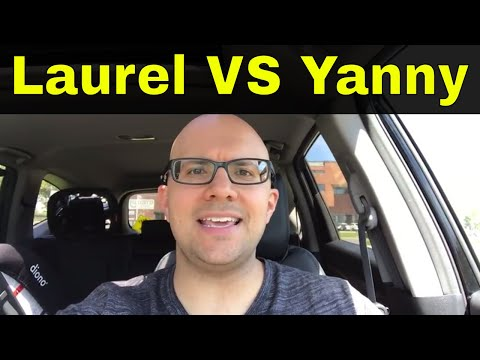 Laurel VS Yanny Explained-Easy To Understand