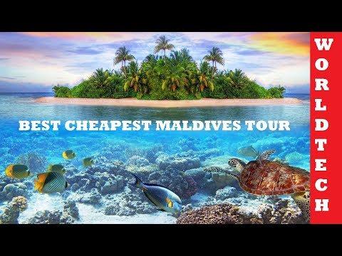 Best Cheapest Maldives Tour:Budget Tour 2018