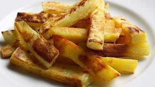 Sweet Potato Fries - Oven Roasted