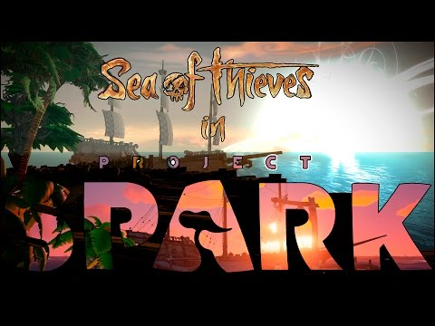 Sea of Thieves in Project Spark - Masts and Sails