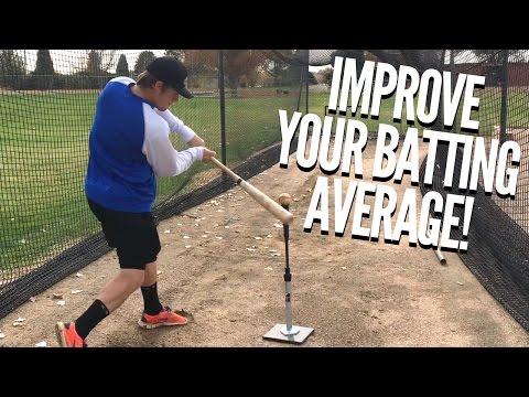 The Top 3 Baseball Hitting Drills to Improve Batting Average!