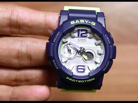 Casio Baby-G BGA-180-2B
