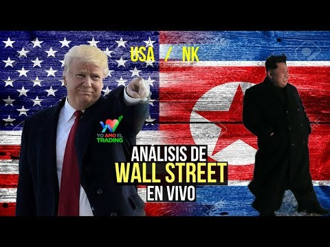 Análisis de Wall Street EN VIVO, Junio 12/2018
