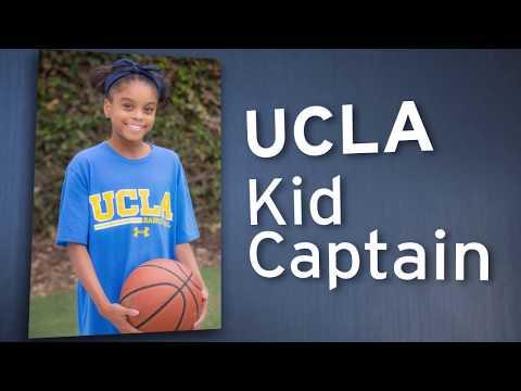 Kid Captain Summer   UCLA Mattel Children's Hospital