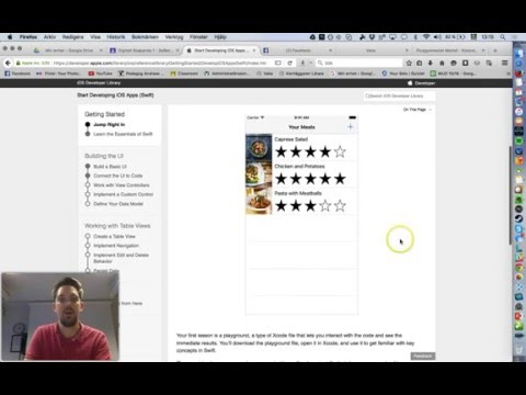 Start Developing iOS Apps (Swift) Jump Right In and Build a Basic UI by Palmblad (1)