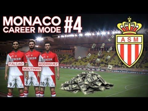 FIFA 13: AS Monaco Career Mode - Episode #4 - POWER SEASON!