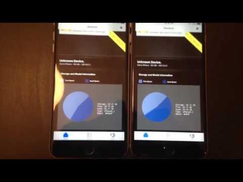 Apple iPhone 6S+ Samsung vs TSMC Chip Battery Comparison Test