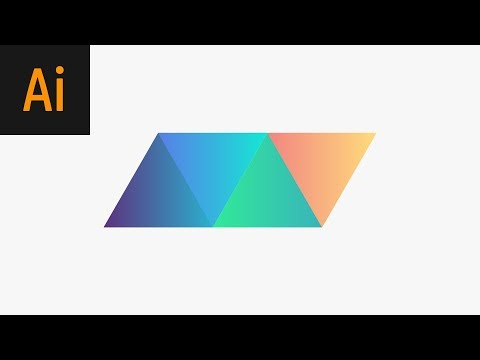 MASTER Gradients Illustrator Tutorial + Free Download
