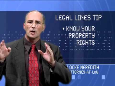 Know Your Rights- Know Your Property Damage Rights