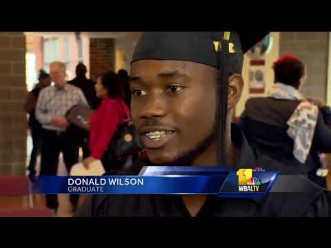 Half dozen Baltimore teens get