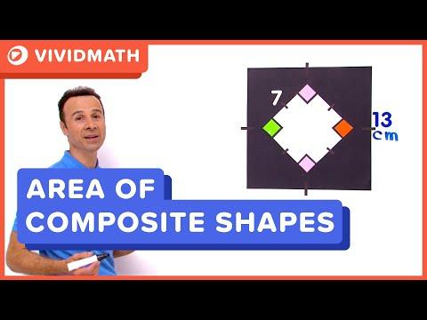Maths: Area Of Geometric Shapes - VividMaths.com