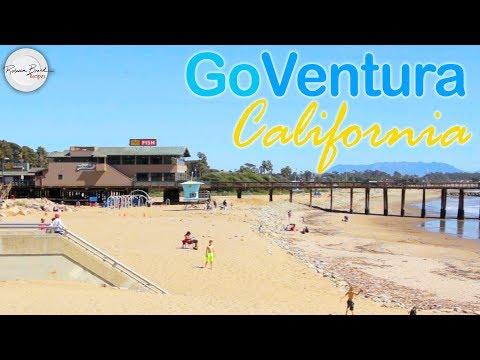 Visit Ventura California Beaches and City | Easy Buses | Go Ventura California